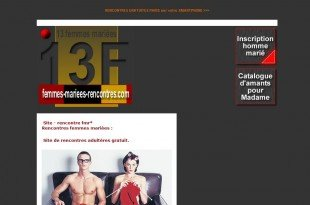 femmes-mariees-rencontres